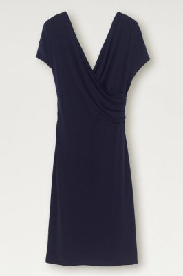 Marine kjole By Malene Birger - Q55597144