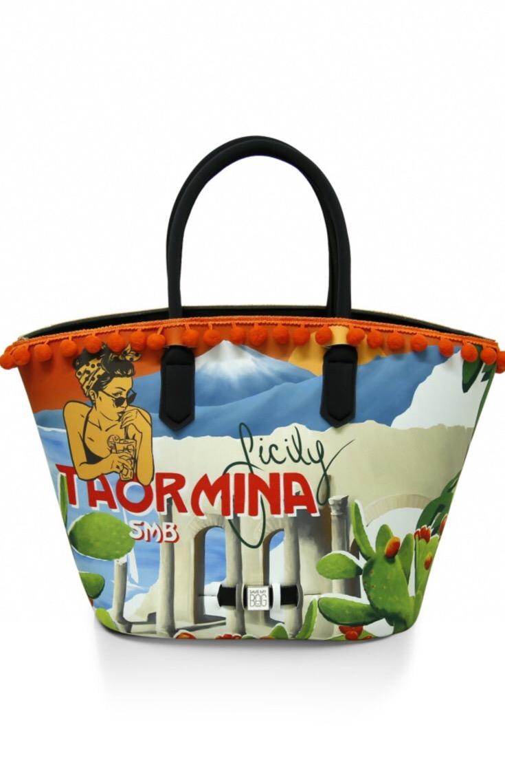 Save my bag - tropezienne beach bag