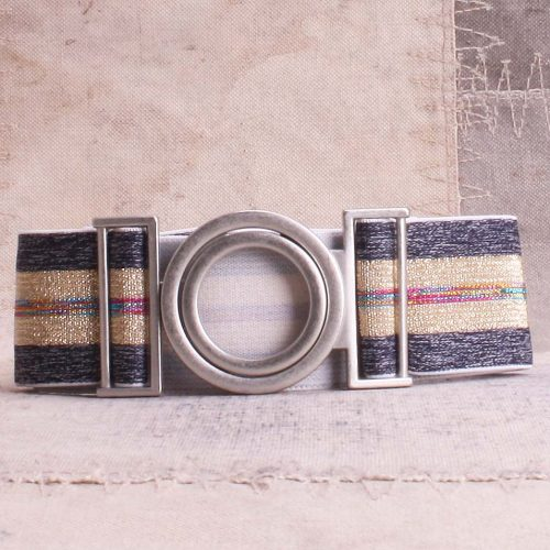 Elastisk strikkbelte Bæltekompagniet - Ela4-10