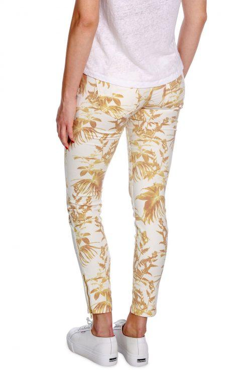 Sumner Cannes print bukse med pynt ved ankel Mos Mosh - 126870 sumner cannes pant