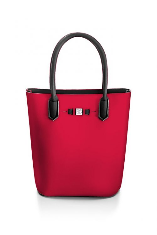 Anguria 'Popstar' shopper Save My Bag - popstar anguria watermelon red 320x330x190 mm
