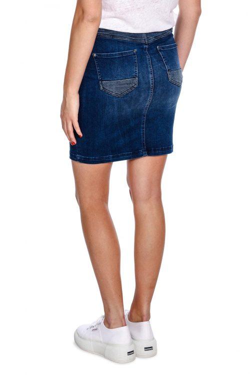 Blue denim jeansskjørt Mos Mosh - 126690 ozzy winston skirt