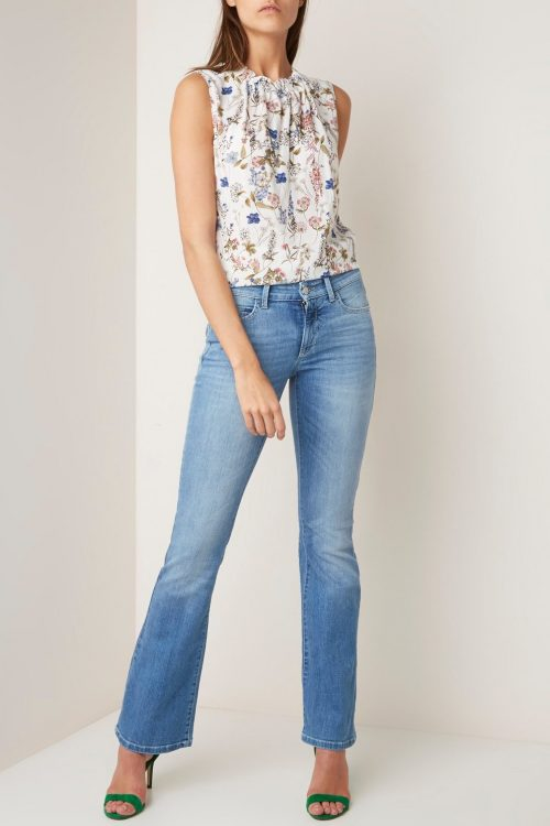 Lys denim 'Parla flared' jeans cambio - 9128-0047/01 parla flared 34