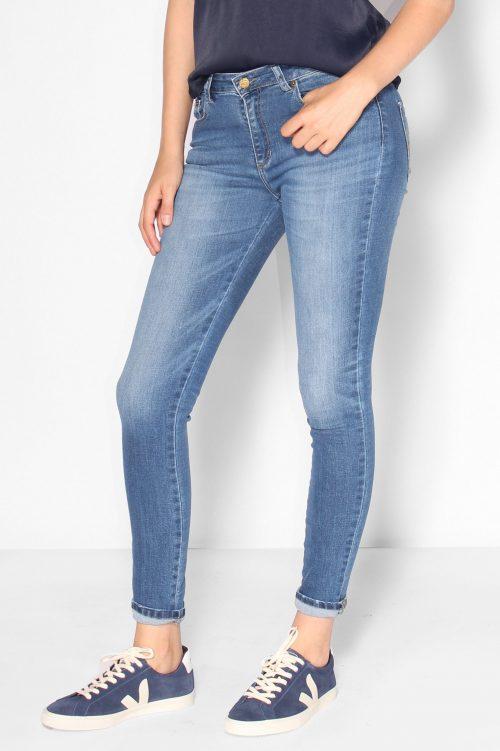 Smal jeans 'Cordoba' Lois jeans - Cordoba pasific blue L32/L34