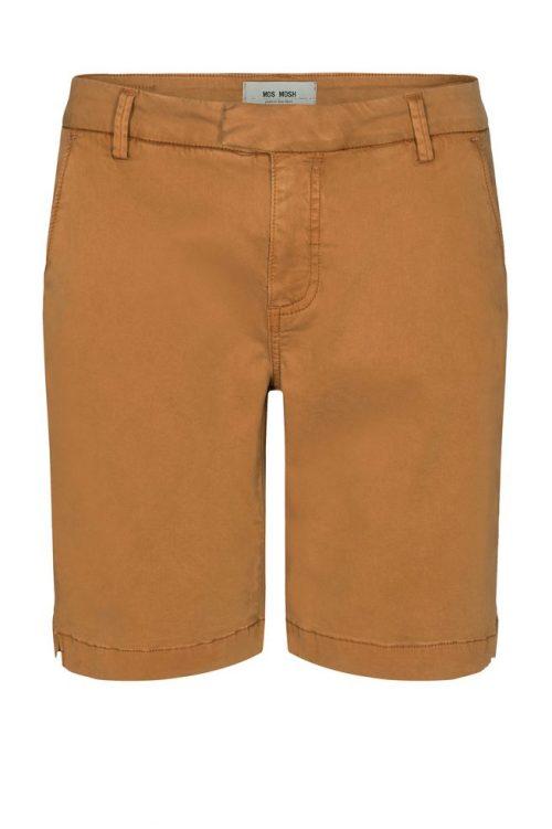 Vasket brandy eller marine soft poplinsaktig shorts Mos Mosh - 132740 marissa air shorts