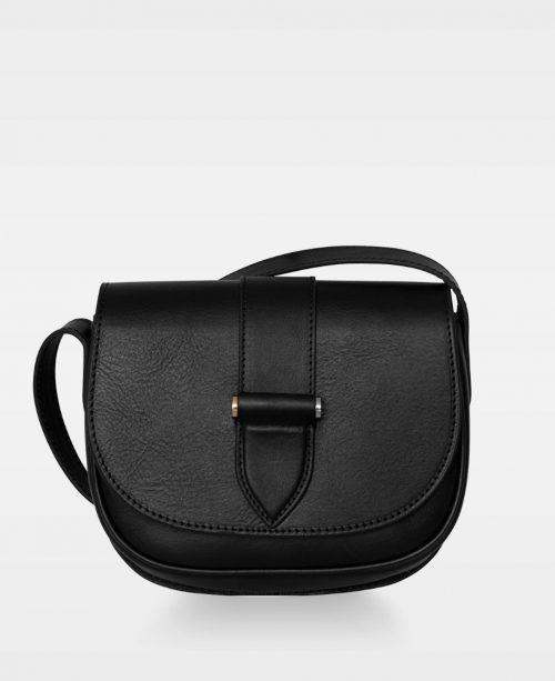 Sort eller cognac 'Trisha satchel bag' Decadent Copenhagen - trisha satchel bag vegetal