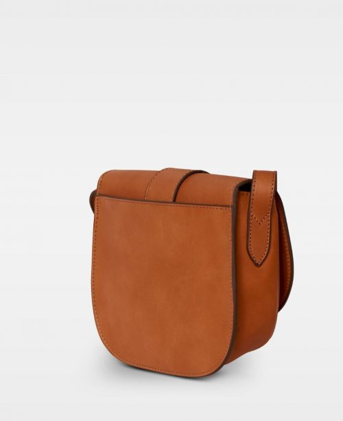 Sort eller cognac 'Trisha satchel bag' Decadent Copenhagen - trisha satchel bag vegetal