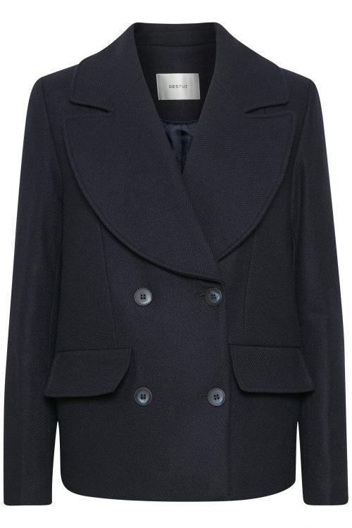Kort ull ytterjakke Gestuz - 10904768 lilot jacket