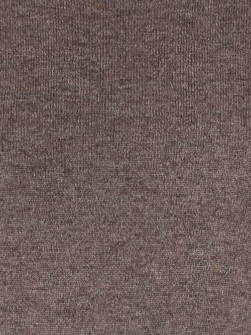 Taupebrunmelert cashmere/ull hoodie Ella & Il - mille