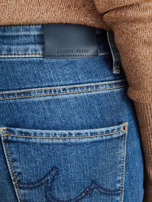 'Parla straight' jeans med rette ben Cambio - 9128 0071-01 parla straight 32
