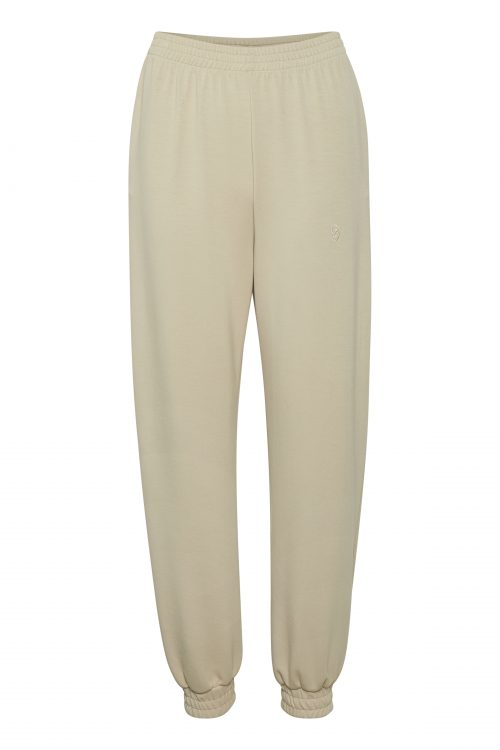 Pure cashmere sand sweatpants Gestuz - chrisda pants