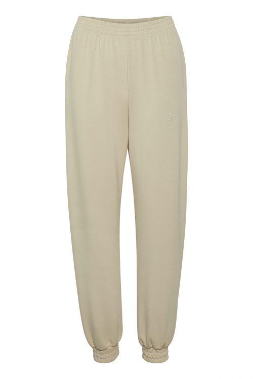 Pure cashmere sand sweatpants Gestuz - chrisda pants