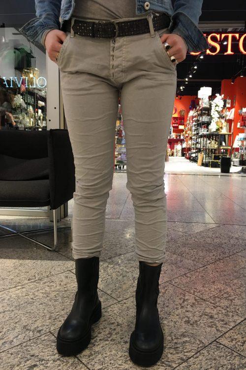 Stone high waist bukse Cabana Living - Ella-8169