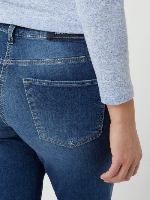 Summer modern used Paris-jeans med rette ben Cambio - 9178 0070-09 paris straight 32