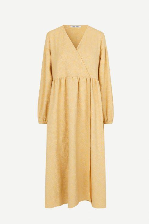 Sahara sun flower oversized kjole Samsøe - 11402 jolie dress