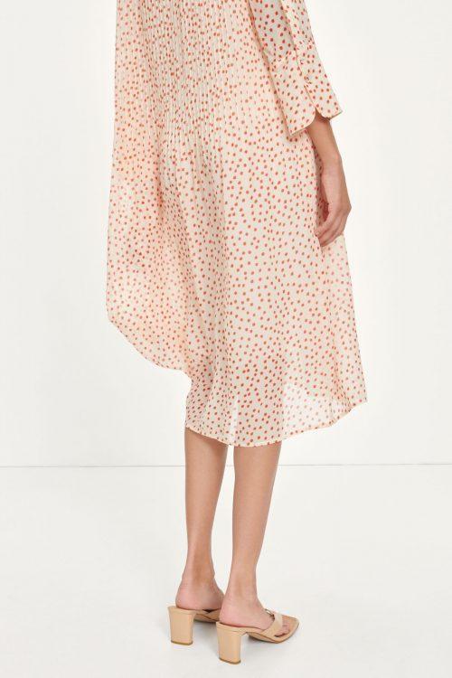 Pearl drops 100% viskose kjole Samsøe - 9695 elm shirt dress