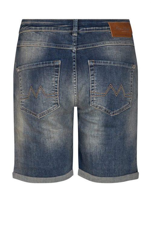 Jeansshorts med strass Mos Mosh - 138820 Bradford Ida Shorts