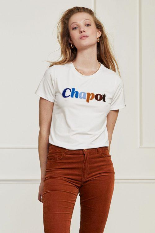 T-shirt Fabienne Chapot - terry