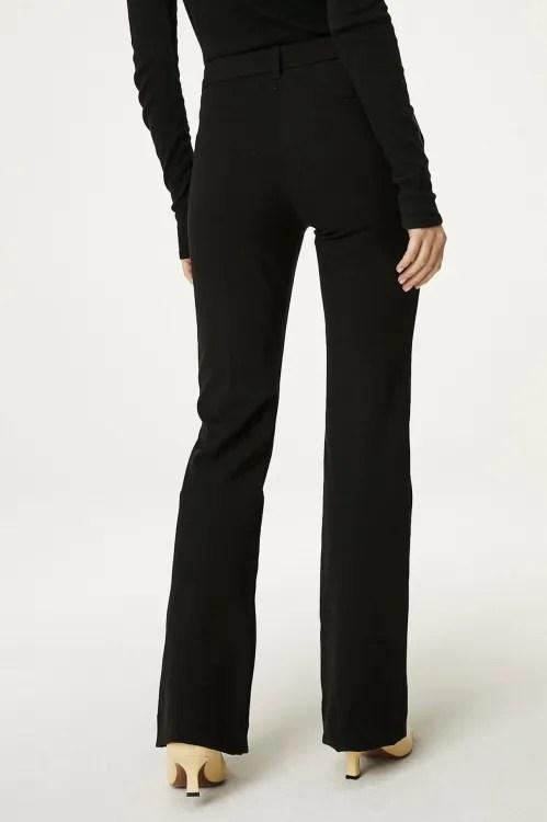Sort dressbukse Lois Jeans - 2565-6267 silvia suple frug wool L32/L34