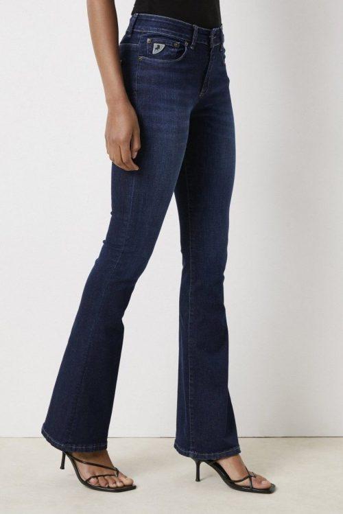 Flare jeans 'Raval marconi mist new' Lois Jeans - 2007-5707 marconi mist new L30/L32/L34