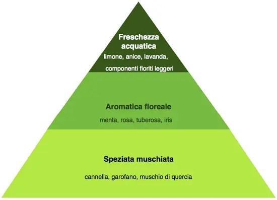 piramide olii e aromi bioclean Bio Clean: per pulire senza inquinare in modo eco sostenibile