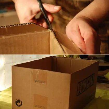box1 420x420 2 idee salva spazio dal riciclo del cartone