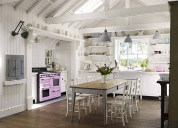 Cucine Con Frigo Smeg | 9 Febal Ice Industrial Edition 2 Cose Di Casa