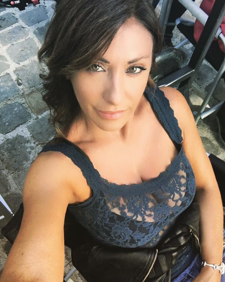 Babe Van De Week 71 Sabrina Salerno Ambijans S Blog