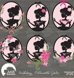 floral frames and tags clipart wedding frames clipart floral labels commercial use digital [ 1249 x 1249 Pixel ]