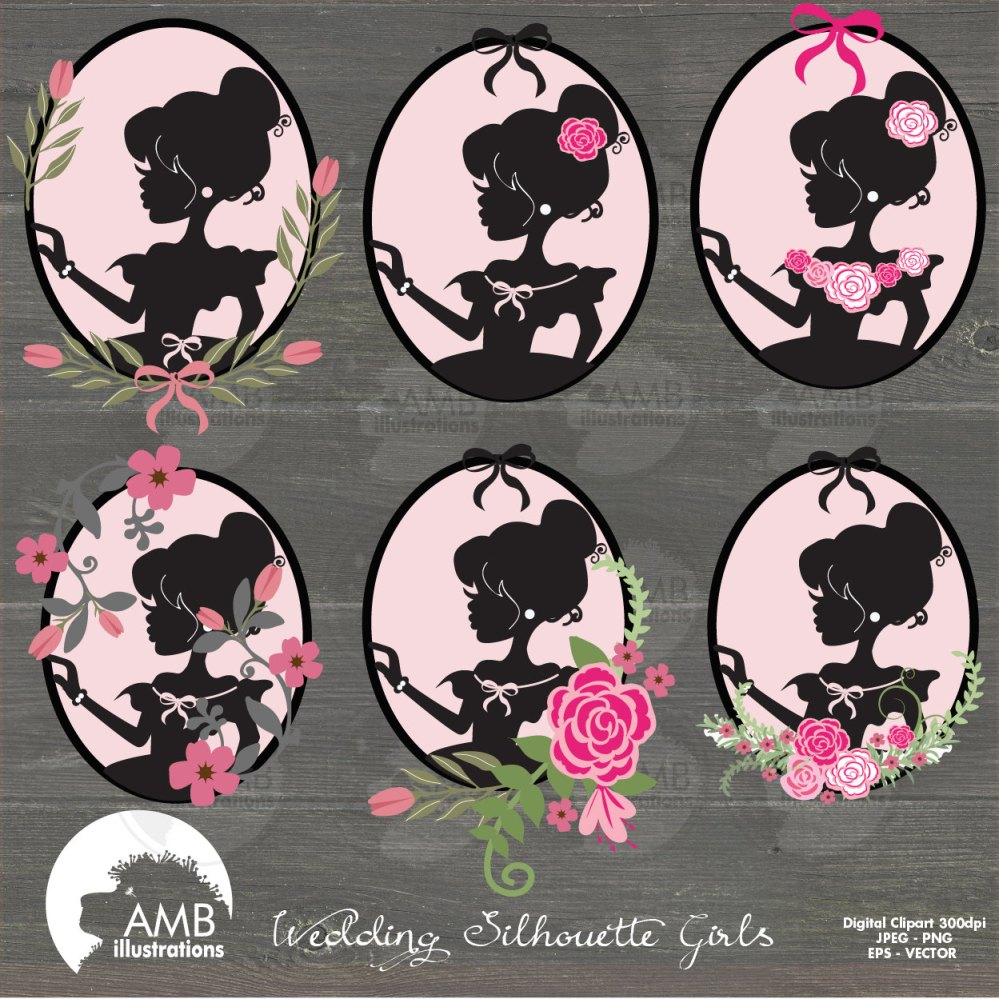 medium resolution of floral frames and tags clipart wedding frames clipart floral labels commercial use digital