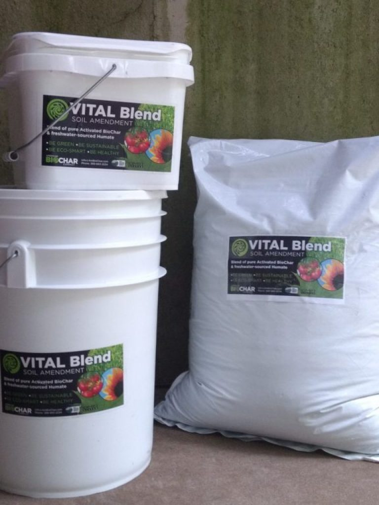 VITAL Blend Soil Amendment