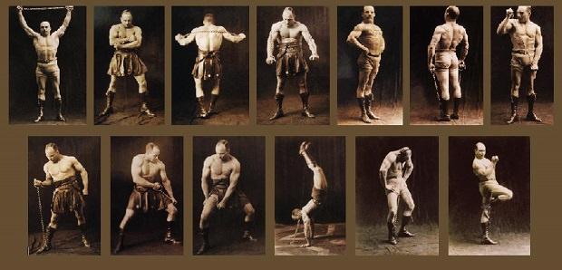 Изометрические упражнения без снарядов и приспособлений. Виды упражнений в изометрической тренировке
