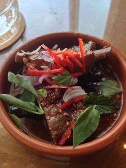 Tamarind Pork Ribs