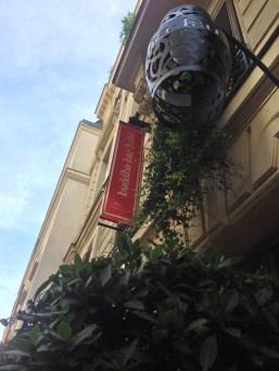 The Buddha-Bar Hotel Paris.