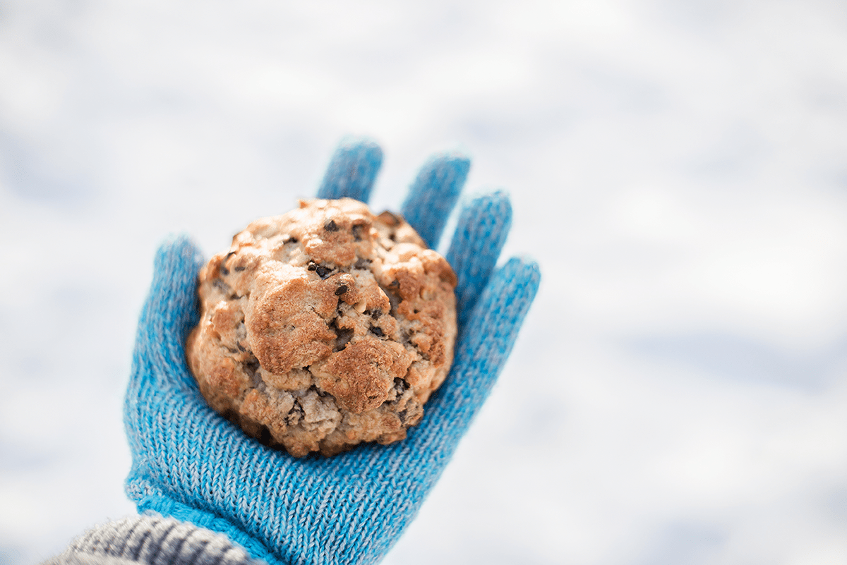 Beautiful photos of New York City February 2015 Levain Bakery chocolate chip cookie