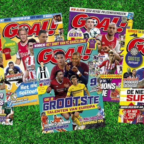 THUMB Goal! Covers