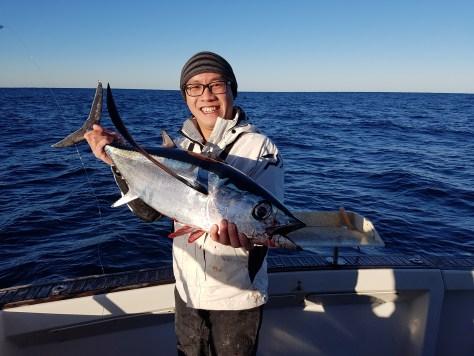 Tuna fishing Sydney