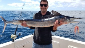 Adam's Spearfish