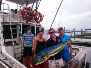 The mighty Mahi Mahi