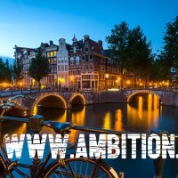 ambitionOne Amsterdam - July 20th