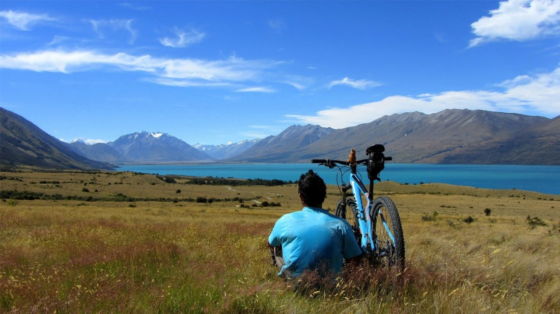 julien diot travel lake ohau new zealand