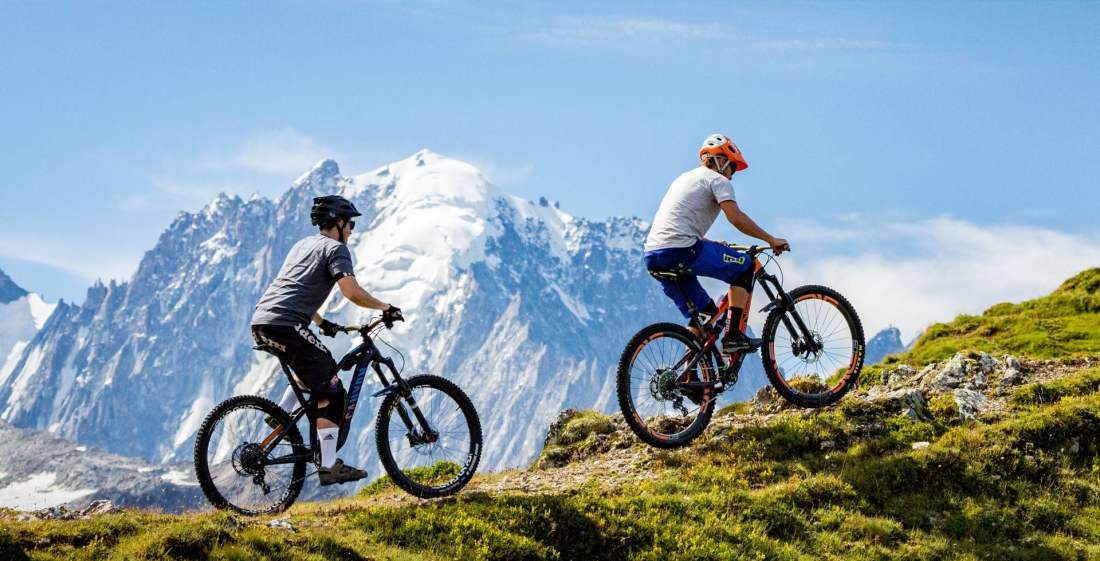 All Mountain VTT: Tours Guidés à Chamonix-Mont-Blanc