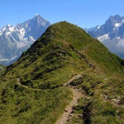 Hike: Aiguillette des Houches