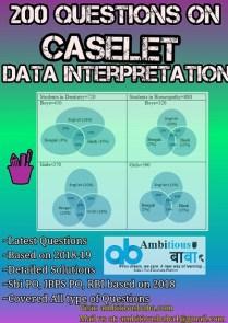 Caselet Data Interpretation ebook