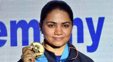 ISSF World Cup 2019: After 16 years, Apurvi Chandela wins India's first World Cup gold in Women's 10m Rifle