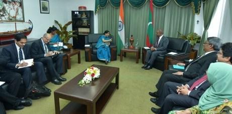 India and Maldives Sign Three Agreement