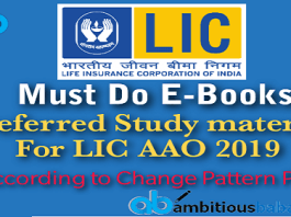 best book for lic aao 2019