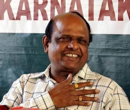 Former Union minister V. Dhananjaya Kumar dies aged 68