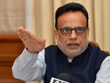 Ex-Finance Secretary Hasmukh Adhia appointed non-executive chairman of BoB