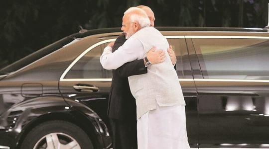 PM Modi to be conferred Russia's highest civilian award